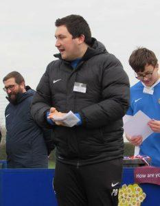Peter Beasley - Club Chairman