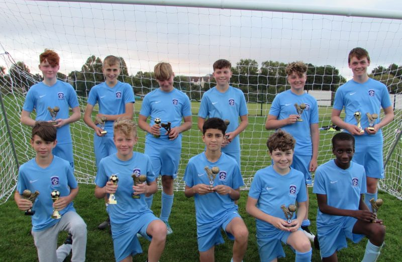 U14 Grey End of Season Awards
